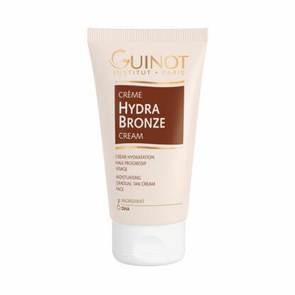 Guinot creme hydra bronze hidratáló, önbarnító arckrém