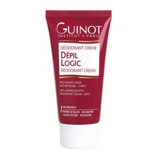 Depil Logic Deodorant Cream szőrnövekedést lassító krémdezodor