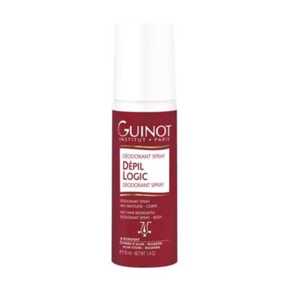 Guinot Depil Logic Deodorant Spray szörnövekedést késleltető dezodor