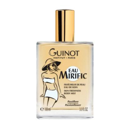 Guinot Eau Mirific könnyed, virágillatú testpermet
