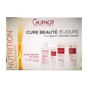 Guinot 15 napos bőrtápláló készlet