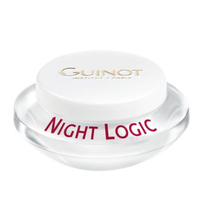 Guinot Night Logic gazdag emulzió érett, vízhiányos bőrre