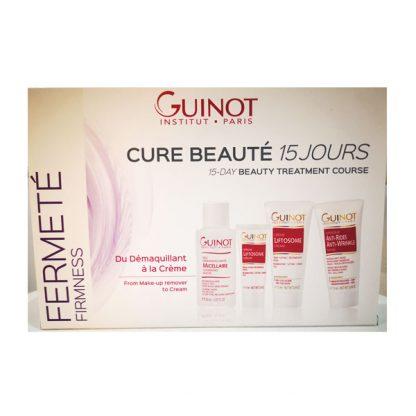 Guinot 15 napos bőrfeszesítő készlet